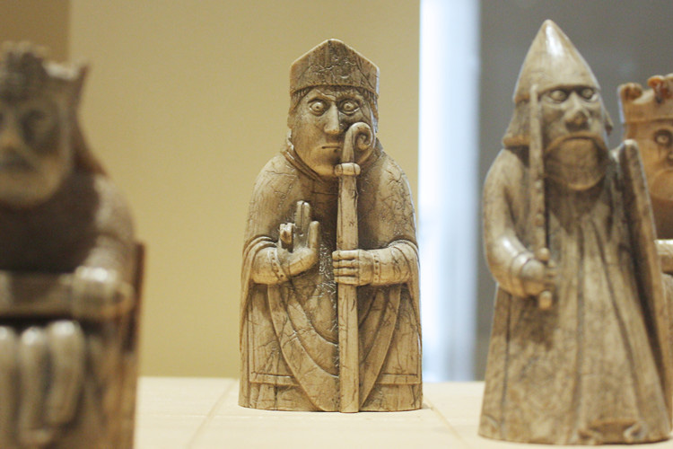 The Lewis Chessmen AKA Wizard's chess