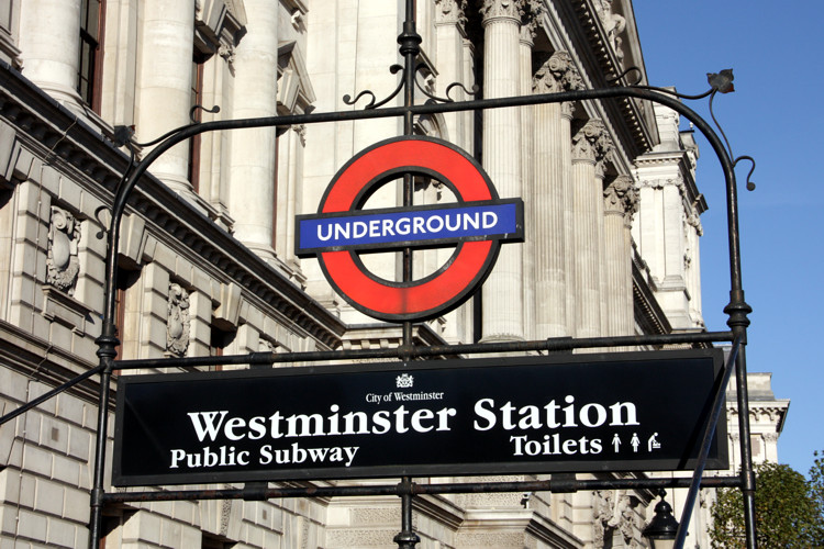 Westmimster Station, London