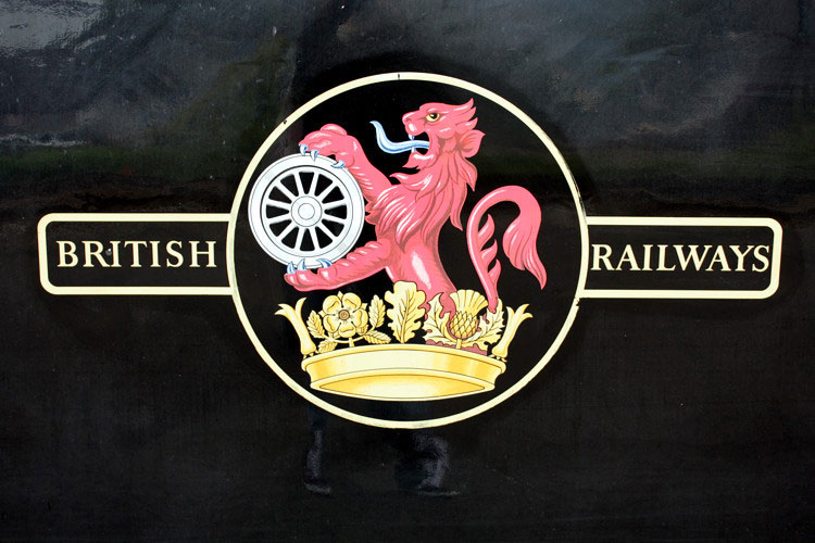 Логотип British Railways