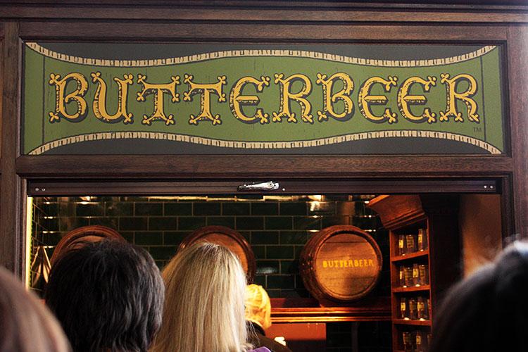рецепт сливочного пива музей гарри поттера