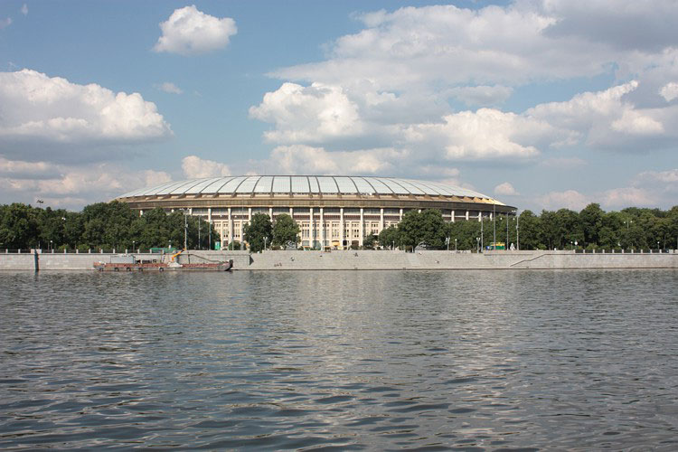 The Grand Sports Arena of the Luzhniki Olympic Complex